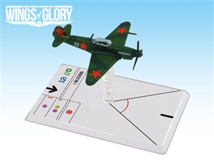 WW2: Wings of Glory - Yakovlev Yak-1 (Litvjak)