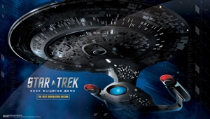 Star Trek Premiere Game Mat