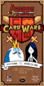 Adventure Time Card Wars: Ice King vs. Marceline