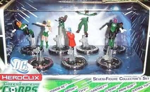 Green Lantern Corps Collectors Set DC HeroClix