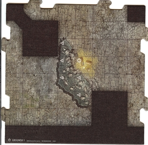 Dungeon Command: Blood of Gruumsh: Tile 1