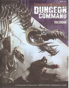 Dungeon Command: Curse of Undeath: Rule Book