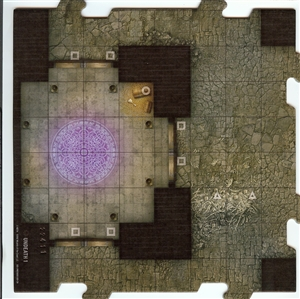 Dungeon Command: Curse of Undeath: Tile 1