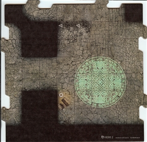 Dungeon Command: Heart of Cormyr: Tile 2