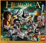 Heroica: Castle Fortaan from LEGO® Games