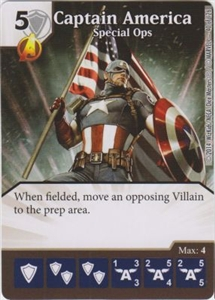 Captain America - Special Ops 0040 Common