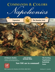 Commands & Colors: Napoleonics Expansion - The Russian Army