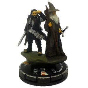 Gandalf and Thorin Oakenshield 028