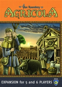 Agricola: Expansion for 5 and 6 Players