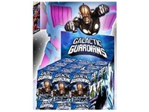 Galactic Guardians Gravity Feed Heroclix Booster Brick 6-Pack