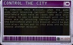 Control The City M-009