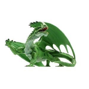 Gargantuan Green Dragon 055