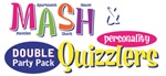 MASH & Personality Quizzlers Double-Party Pakz