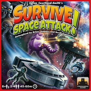 Survive: Space Attack!
