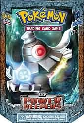 EX Power Keepers Mind Game Theme Deck