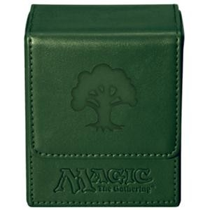 Magic the Gathering: Mana Flip Box Green