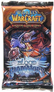 WOW Blood of the Gladiators Booster Pack