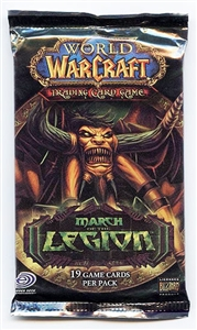 WOW March of the Legion Booster Pack