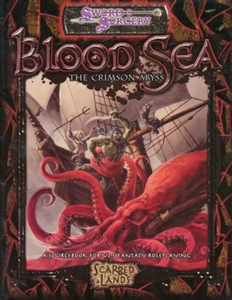 Blood Sea: The Crimson Abyss softcover supplement